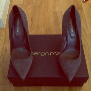 Sergio Rossi pumps with box GREAT CONDITION
